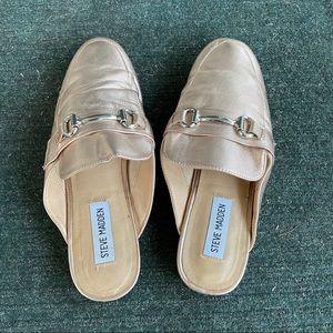 Steve Madden Women's horsebit mule sandals size 8M